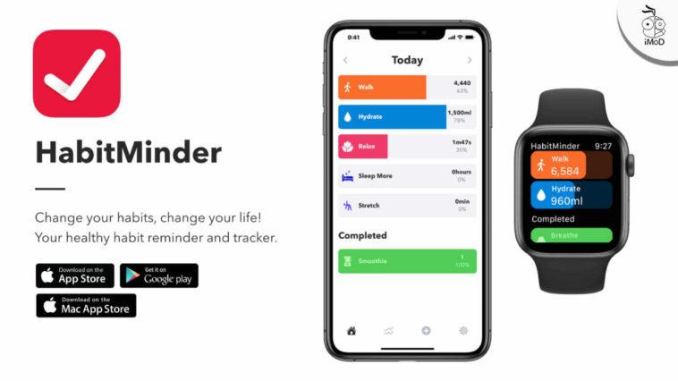 App Habitminder Cover