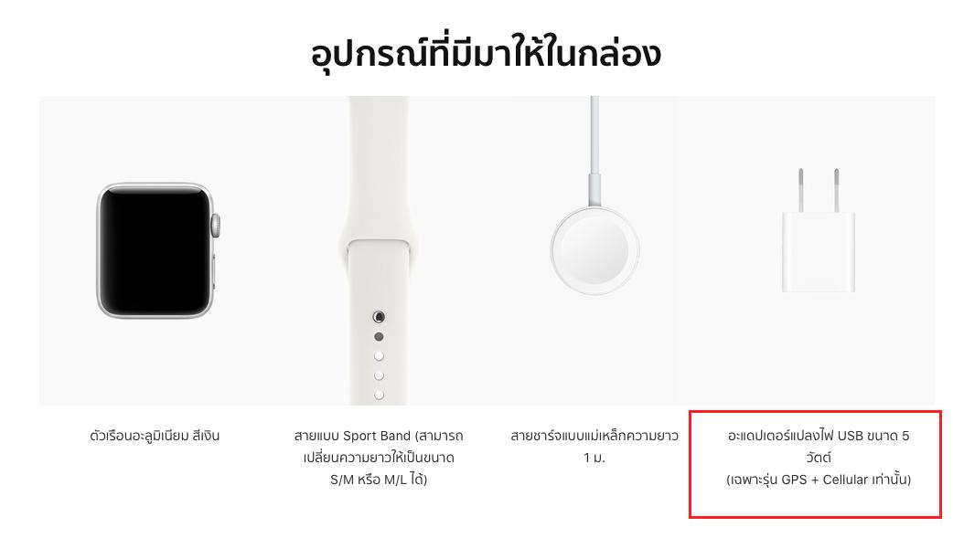 Apple Watch Series 3 Adapter Inbox Detail Img 1