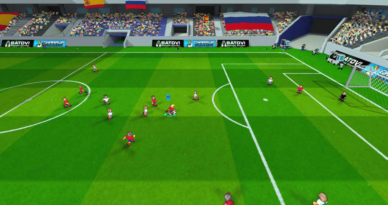 Charrua Soccer Apple Arcade 1