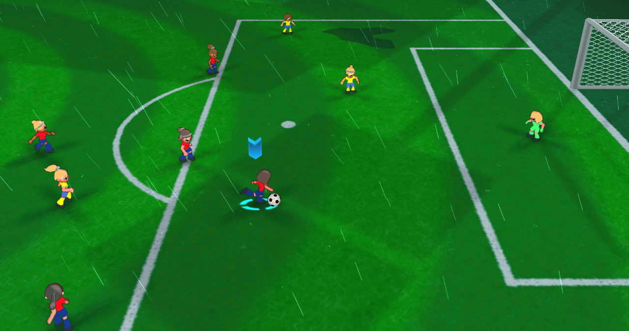 Charrua Soccer Apple Arcade 2