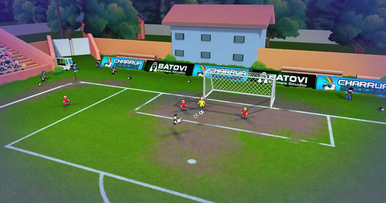 Charrua Soccer Apple Arcade 3