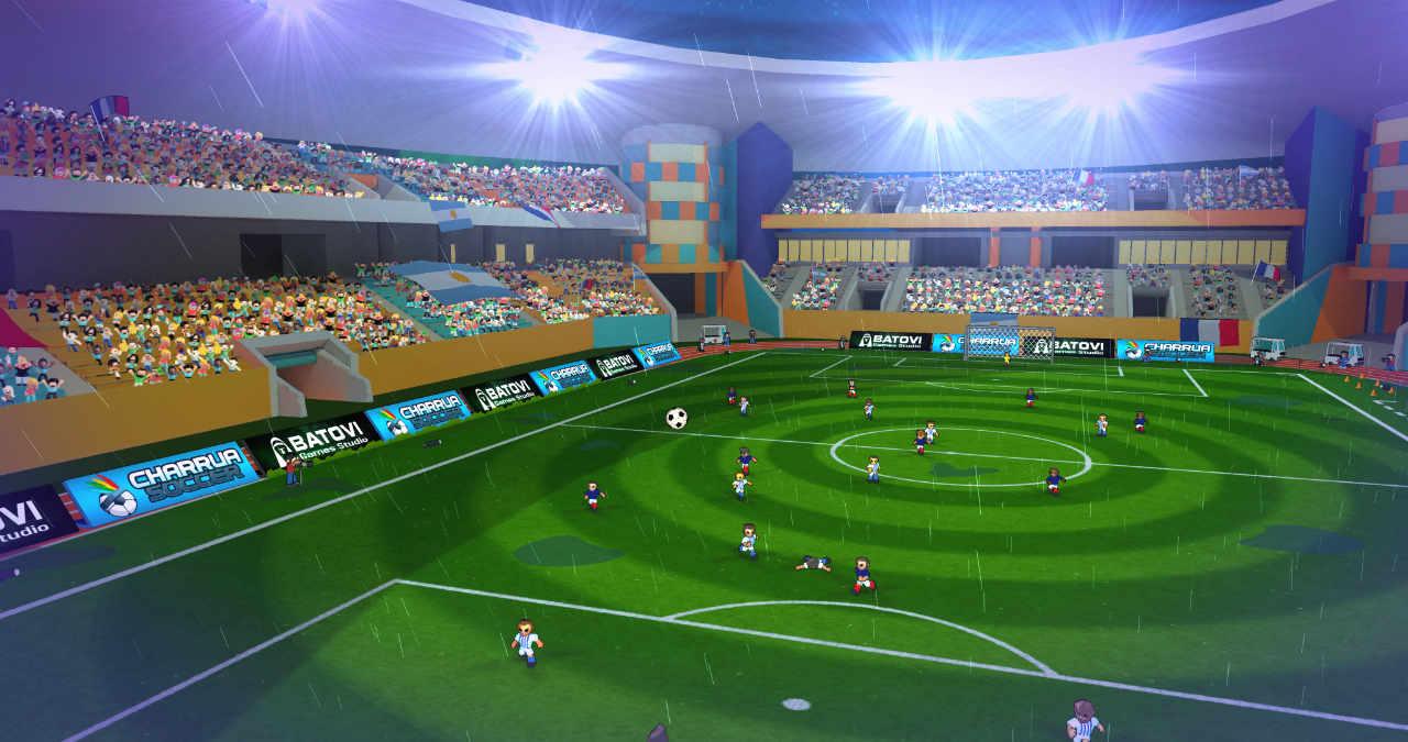 Charrua Soccer Apple Arcade 4