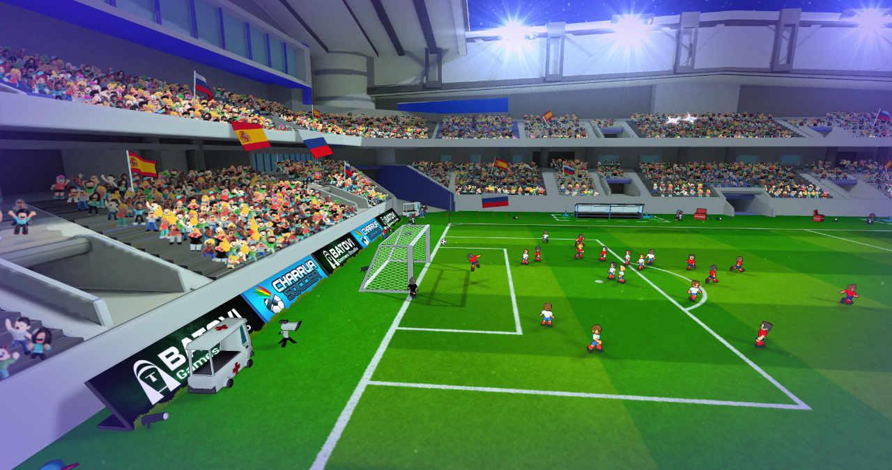 Charrua Soccer Apple Arcade 5