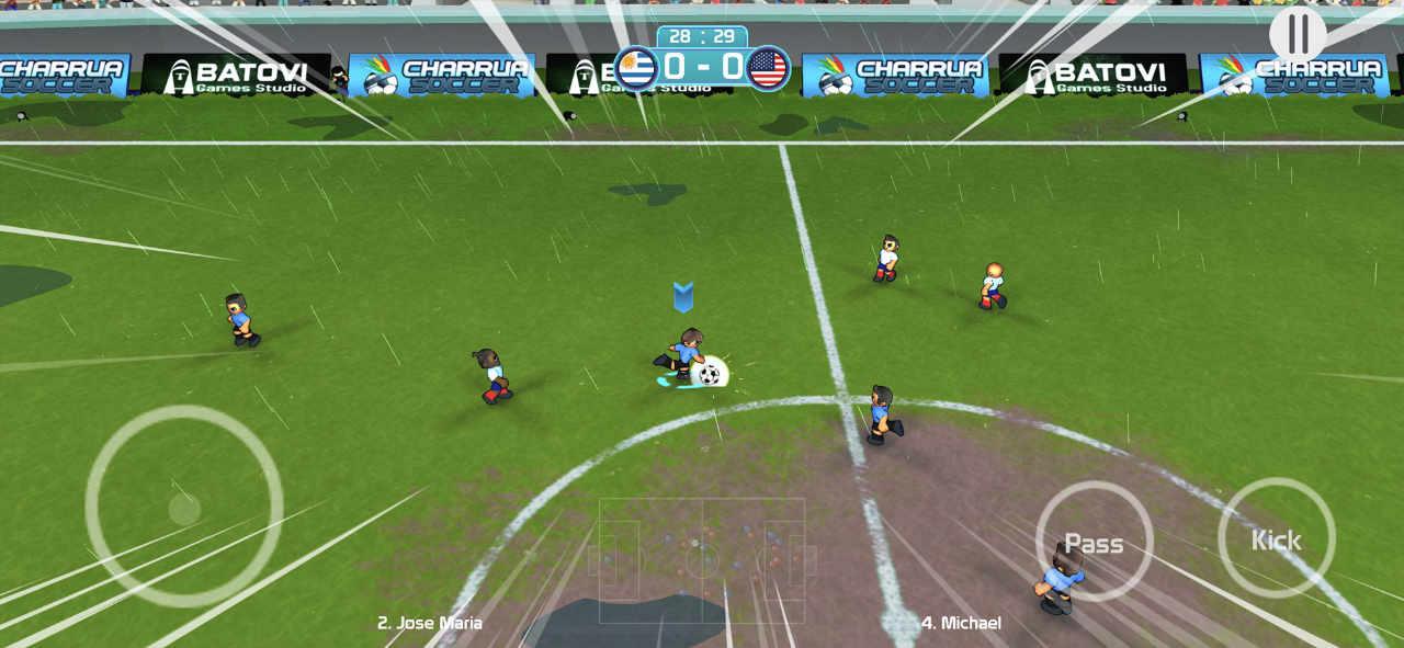 Charrua Soccer Apple Arcade 6