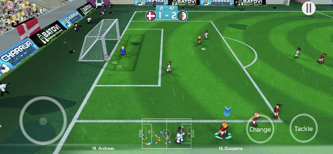 Charrua Soccer Apple Arcade 7