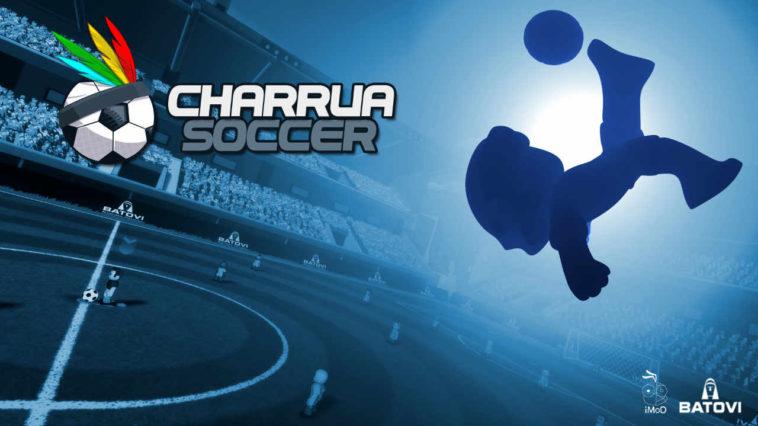 Charrua Soccer Apple Arcade Cover