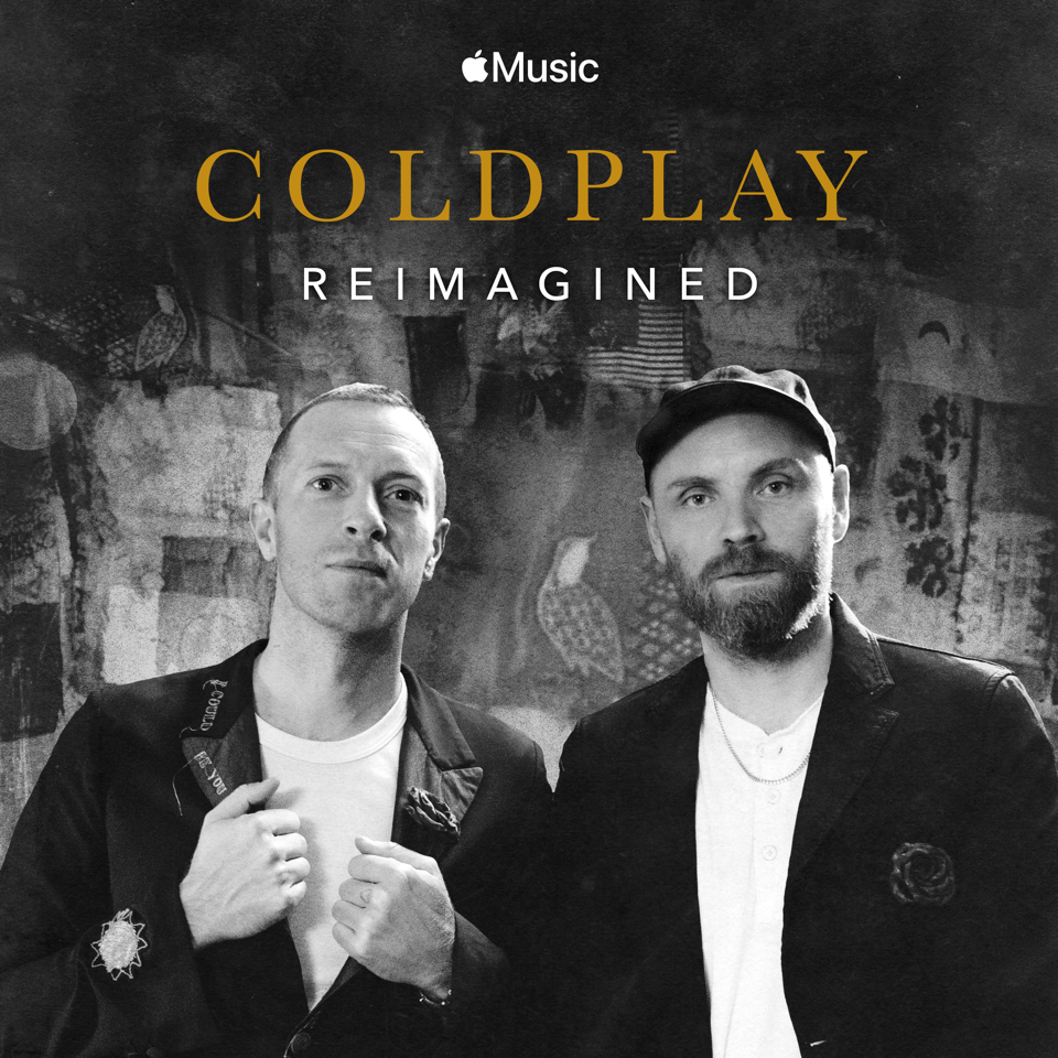 Coldplay Reimagined Acoustic Ep And Trailer Released Apple Music 1