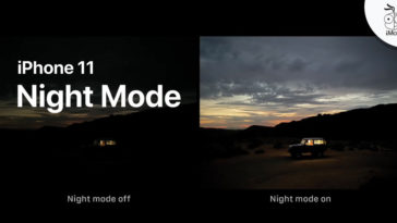 Cover Iphone 11 Night Mode Apple Ad Video