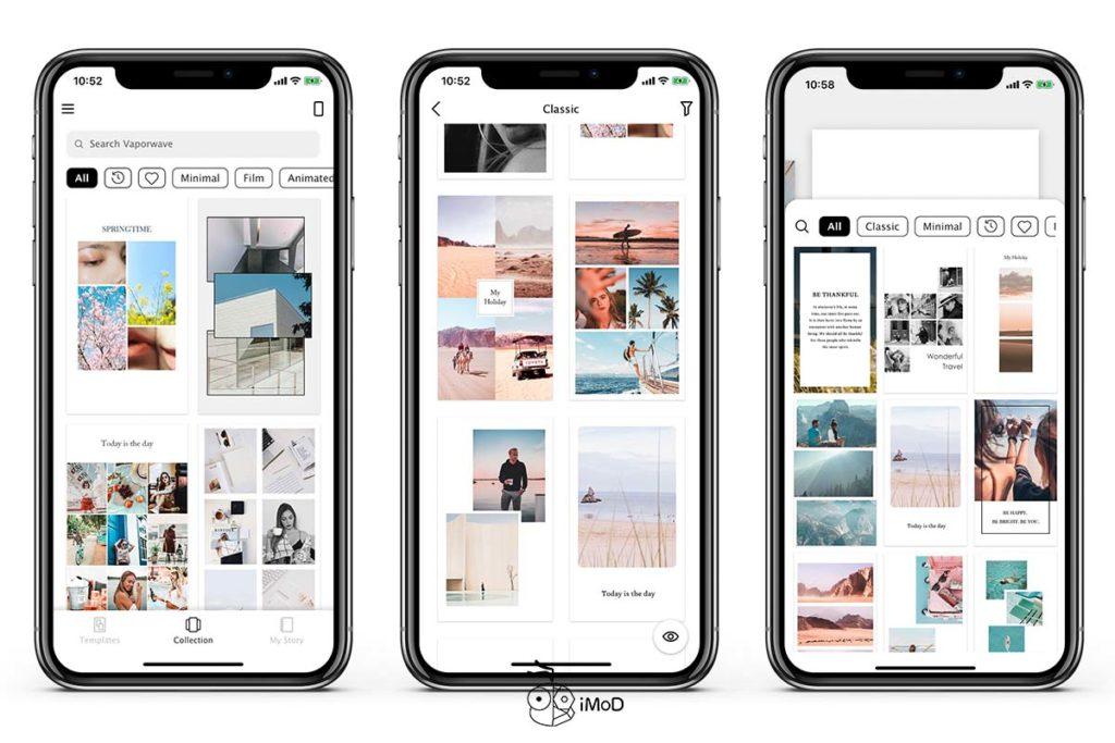 Create Instagram Story Easily By Storyart Template App 4