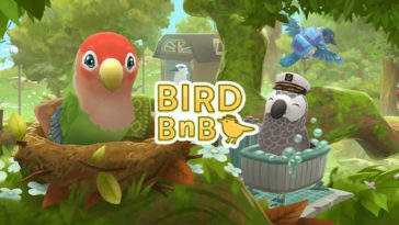 Game Bird Bnb Cover