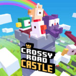 Game Crossy Road Castle Cover