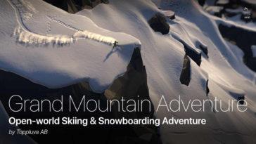 Game Grand Mountain Adventure Cover