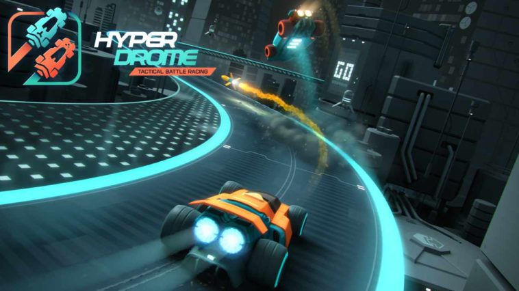 Game Hyperdrome Cover