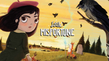 Game Little Misfortune Cover