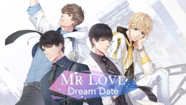 Game Mr Love Dream Date Cover
