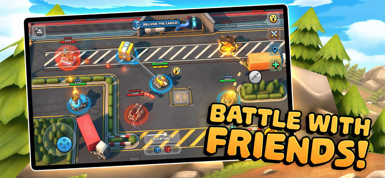 Game Pico Tanks 1