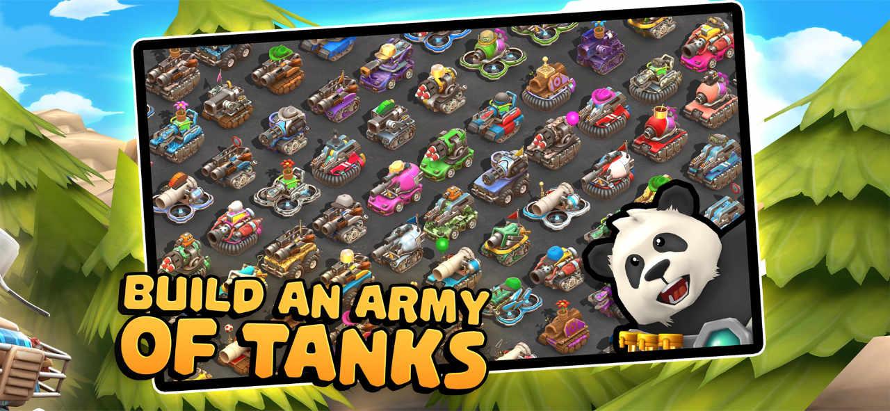 Game Pico Tanks 3