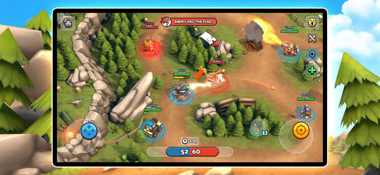 Game Pico Tanks 7