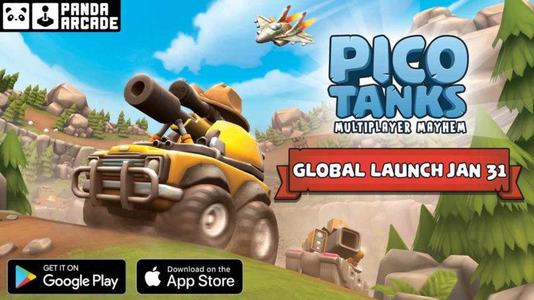 Game Pico Tanks Cover