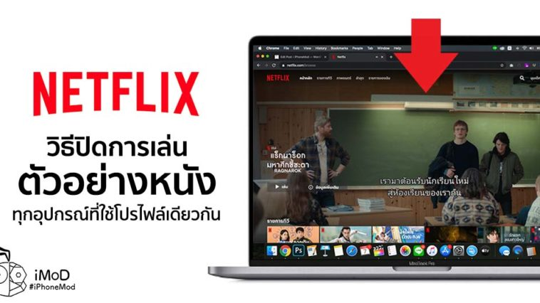 How To Disable Video Preview In Neftflix All Device