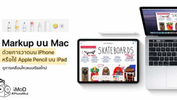 How To Mark Up Pdf Doc Or Image On Mac By Use Finger On Iphone Apple Pencil On Ipad