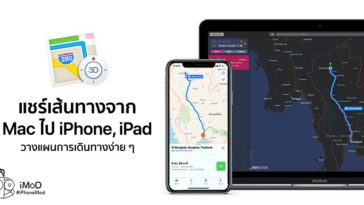 How To Share Maps Directions From Mac To To Iphone Ipad