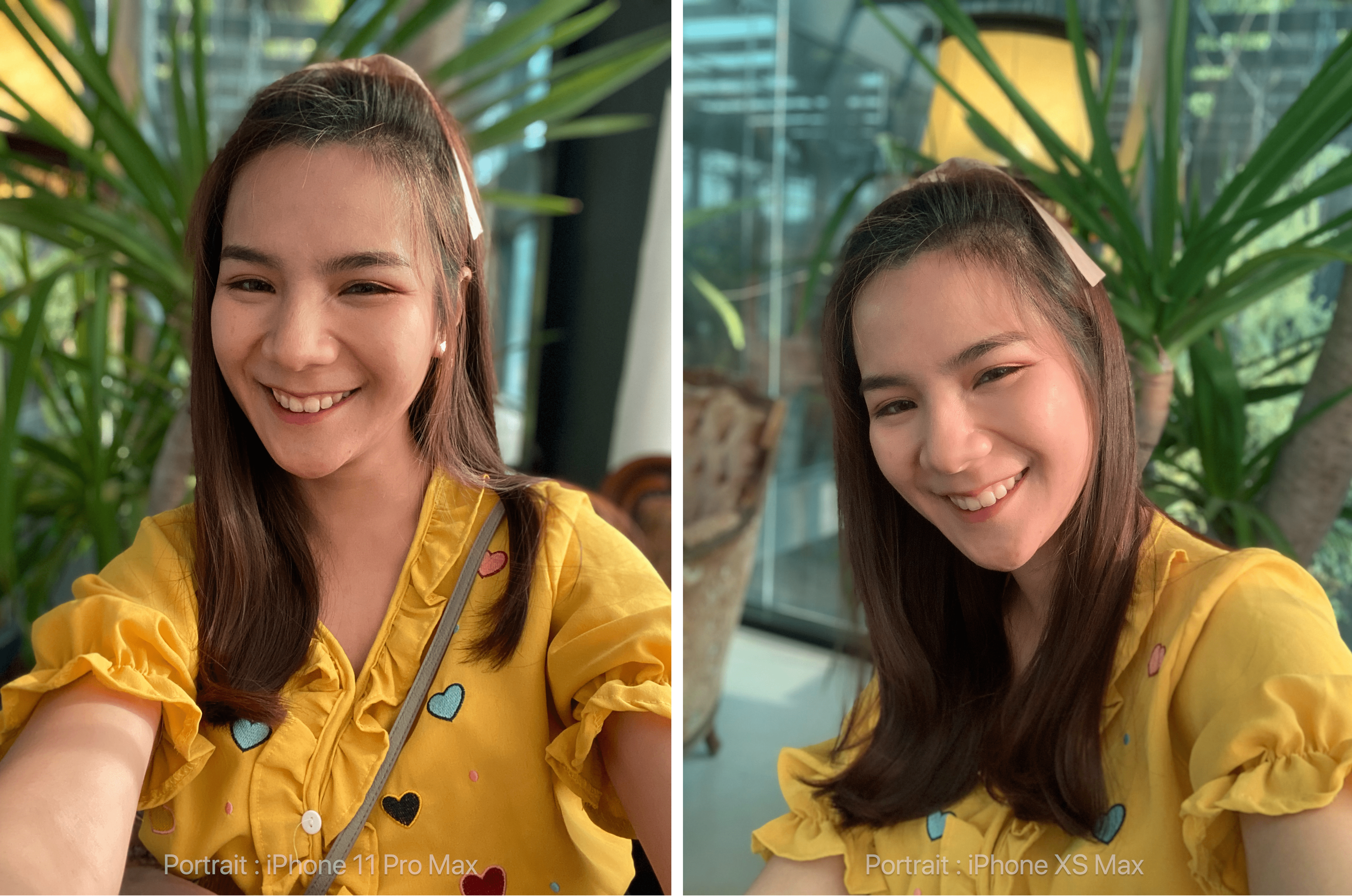 Iphone 11 Pro Max And Iphone Xs Max Sefie Photo Compare Img 6
