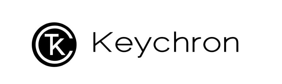 Keychron Logo - iPhoneMod