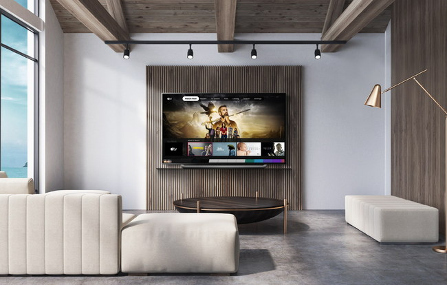 Lg Is Now Launching The Apple Tv App 2