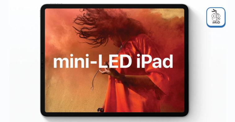 Mini Led Apple Ipad Report