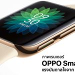 Oppo Smart Watch Render Clone Apple Watch