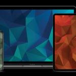 Polygon Iphone Ipad Desktop Wallpaper