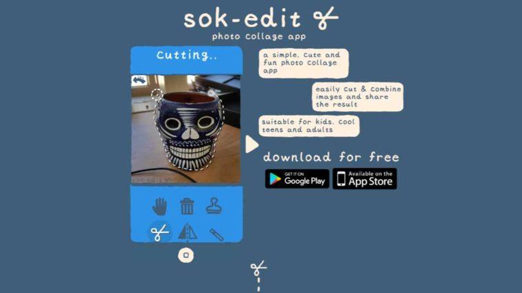 Sok Edit Photo Collage App Cover