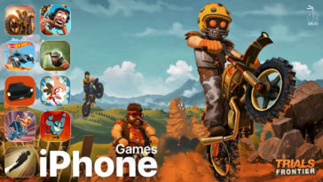 Speed And Sensational Iphone Games