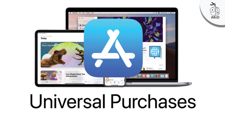 Universal Purchases Ios Macos Tvos Appstore