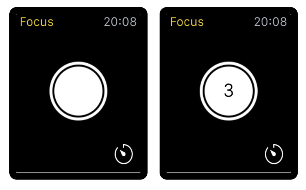 20 Suggestion Camera Apps Support For Take Shutter On Apple Watch 13