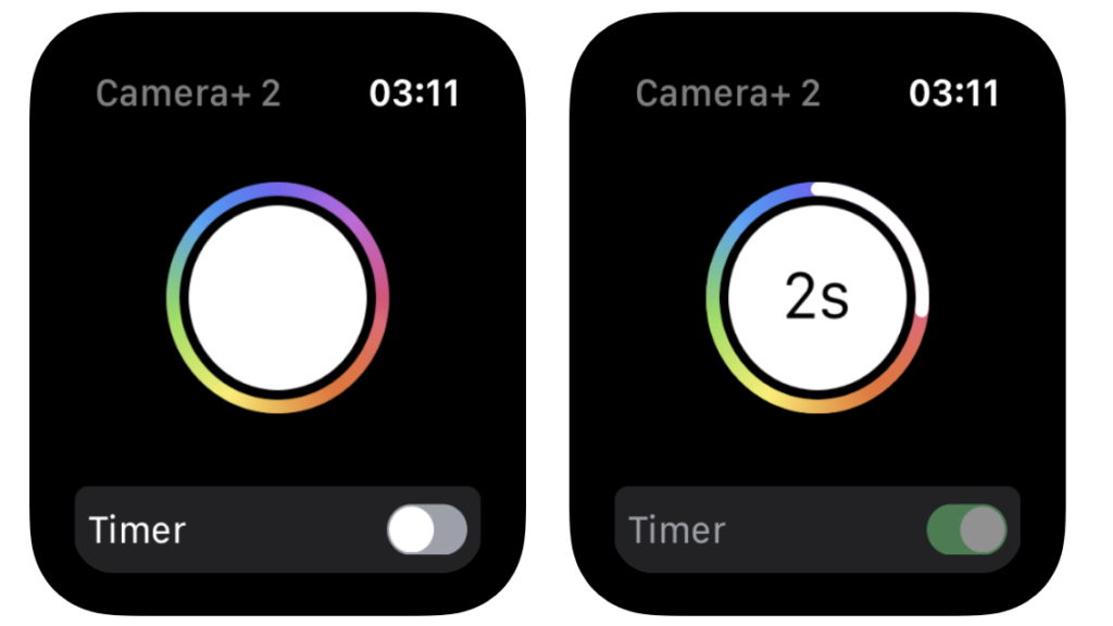 20 Suggestion Camera Apps Support For Take Shutter On Apple Watch 16