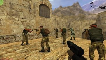 Counter Strike 1.6 Cover