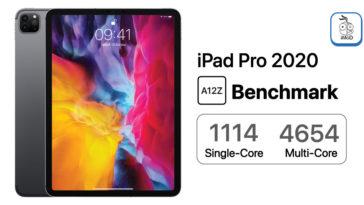 A12z Ipad Pro 2020 Benchmark Score