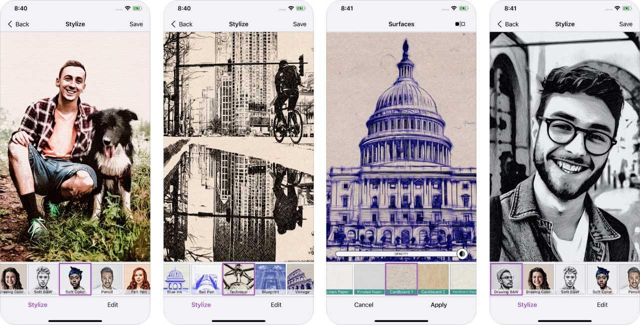 App Graphite Sketchbook 2