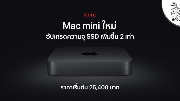Apple Released New Mac Mini 2020 Cover