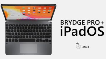 Brydge Pro Trackpad Keyboard Ipados Cover