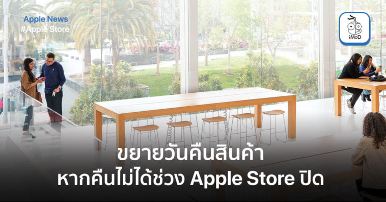 Cover Apple Extend 14 Day Return Product After Apple Store Reopen