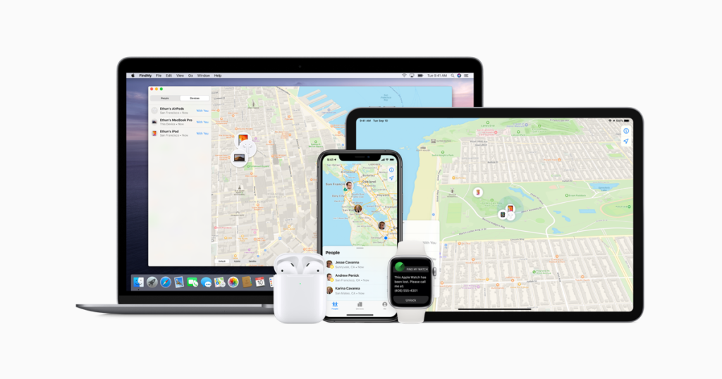 Find My App Ios 14 New Notification And Ar Mode 2