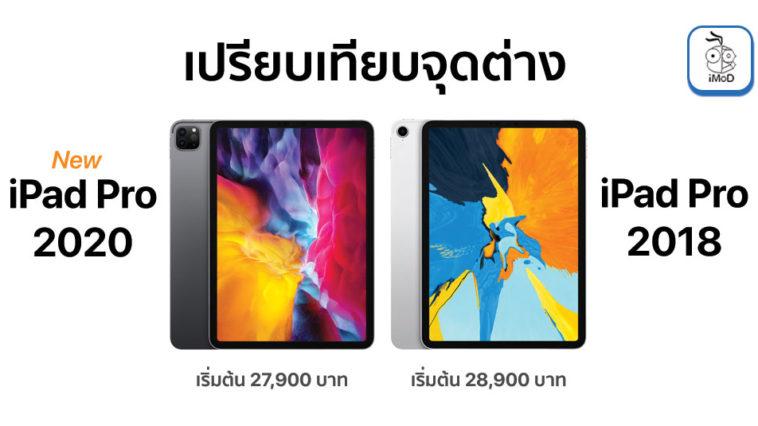 Ipad Pro 2020 Ipad Pro 2018 Spec Compare