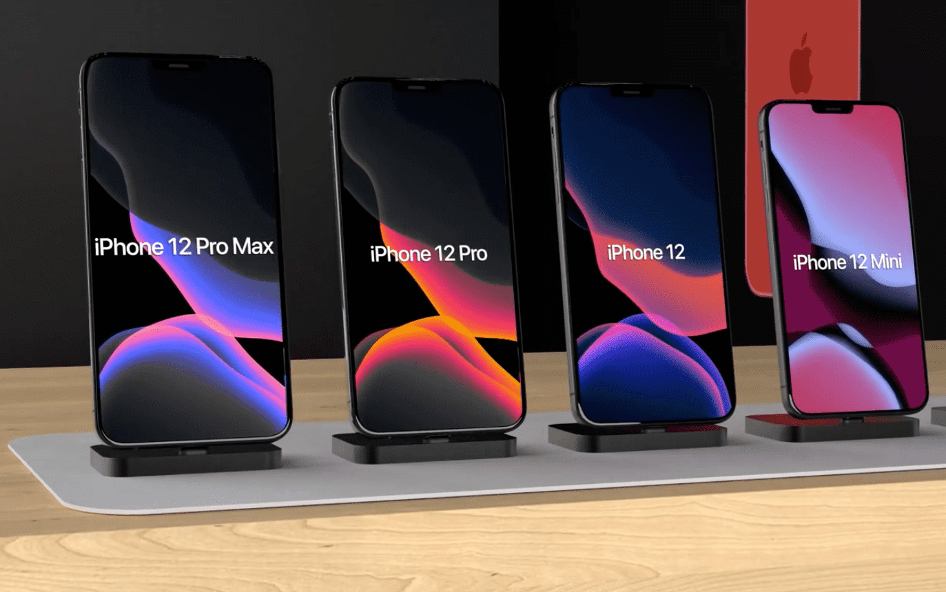 Iphone 12 Series Render Img 1