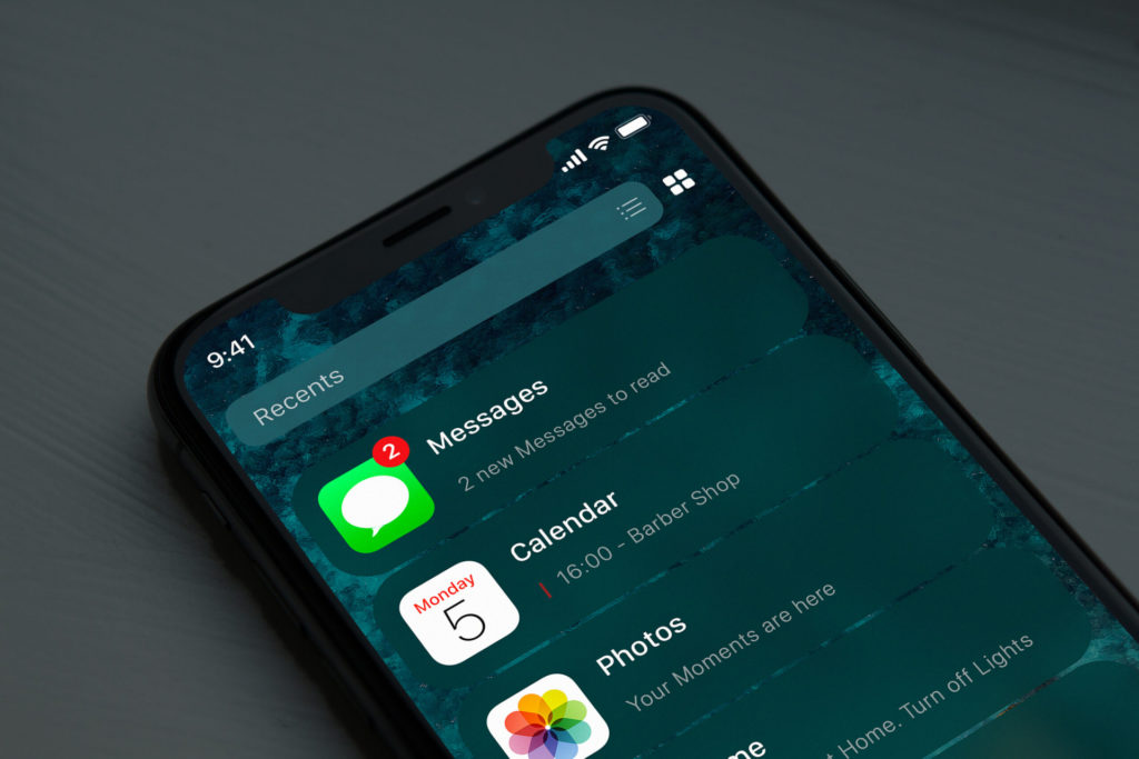 List View Ios 14 Leak Concept By Ispazio 4