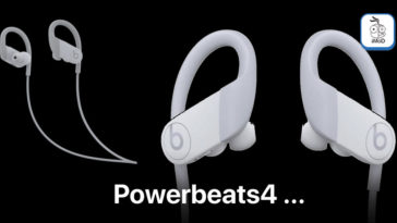 Powerbeats4 Image And Video Leak