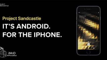 Project Sandcastle Released Hack Run Android On Iphone 7