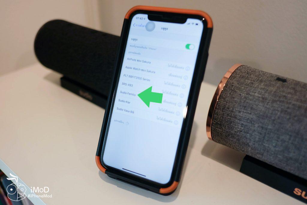 Sudio Femtio Bluetooth Speaker Review 12